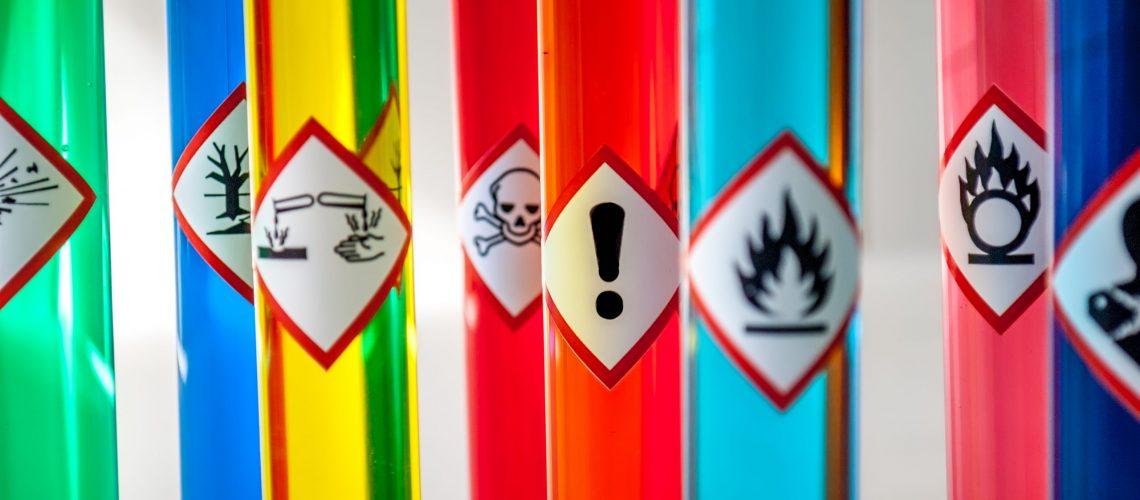 Chemical Health hazard pictogram